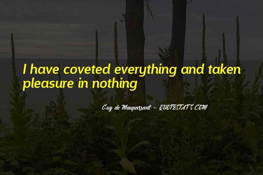 Maupassant Quotes #742119