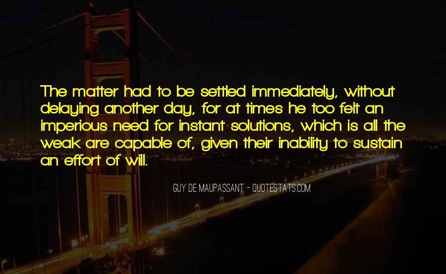 Maupassant Quotes #742791