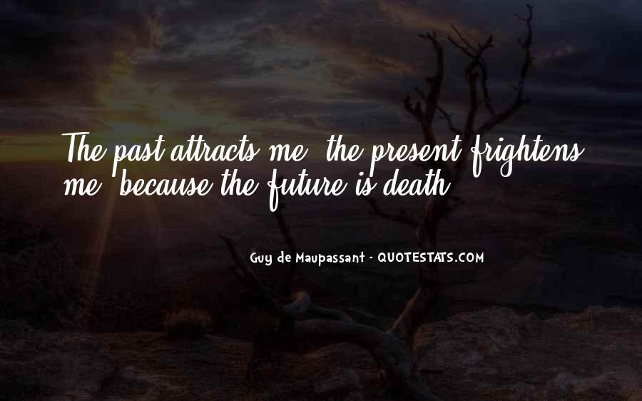 Maupassant Quotes #77800