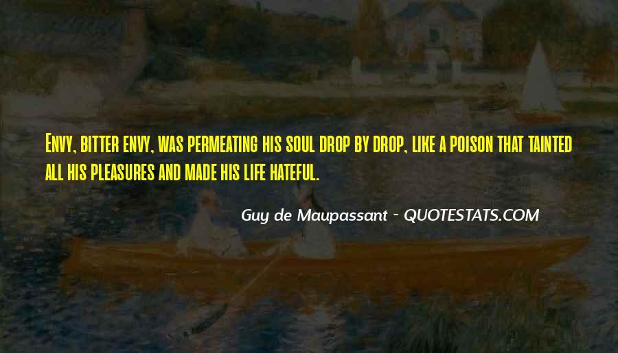 Maupassant Quotes #838999