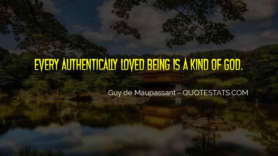Maupassant Quotes #912699