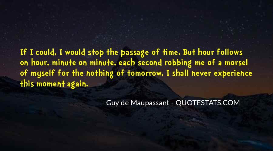 Maupassant Quotes #983673