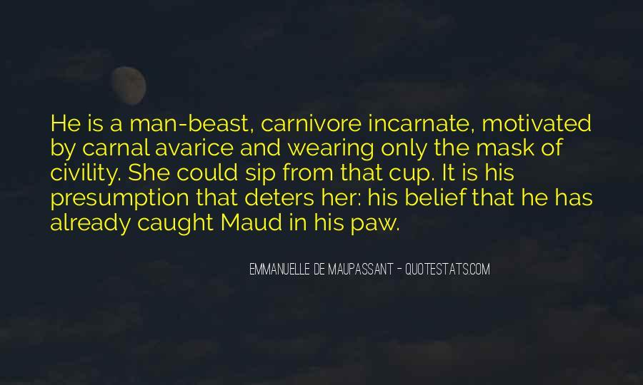 Maupassant Quotes #988133