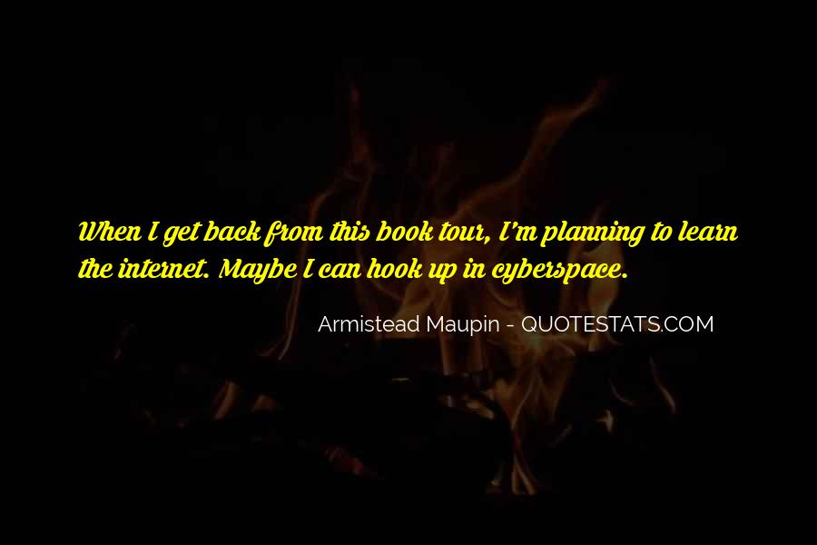 Maupin Quotes #1391608