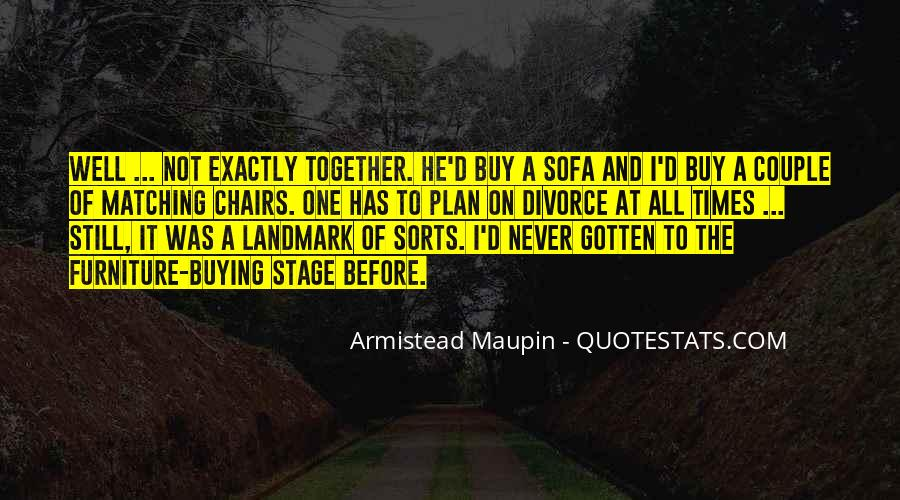 Maupin Quotes #87144