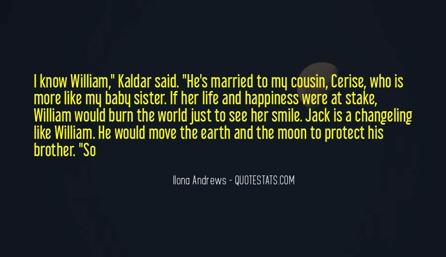 Top 33 Quotes About Cousin Brother: Famous Quotes & Sayings ...