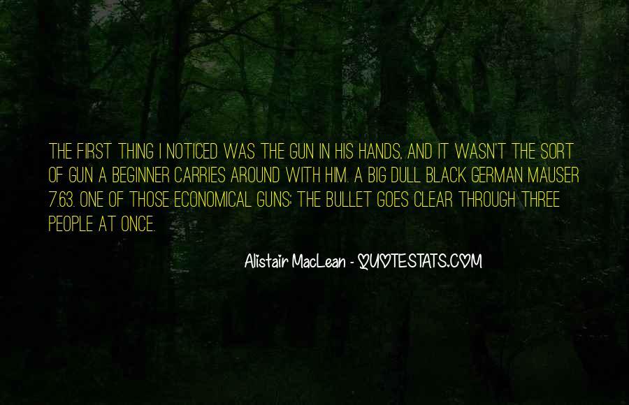 Mauser Quotes #748082