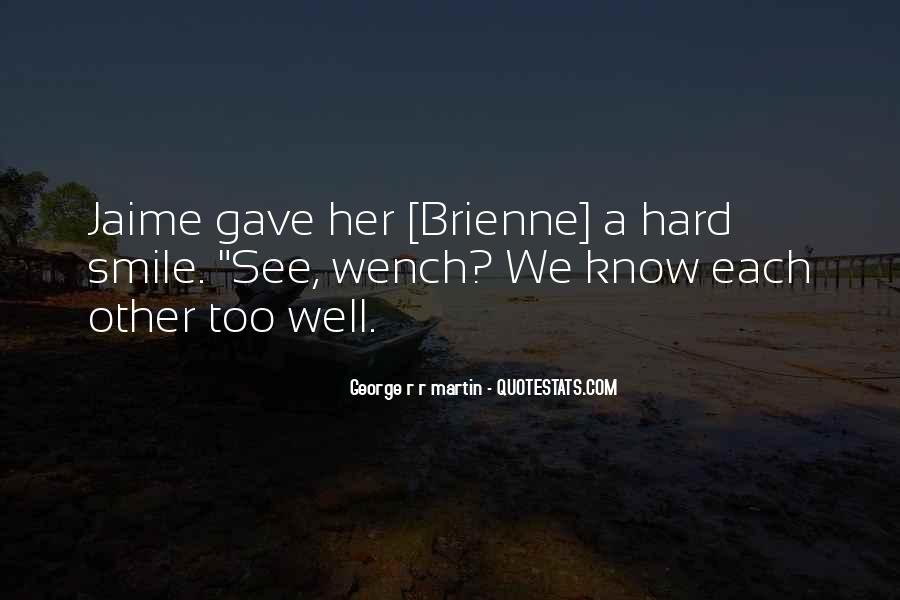 Quotes About Tarth #1432474