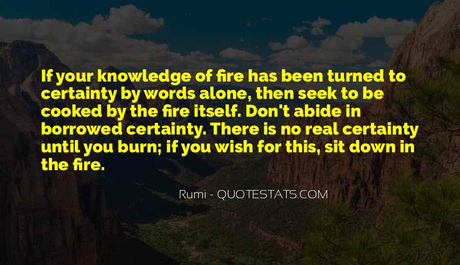 Quotes About Courage Under Fire #1275712