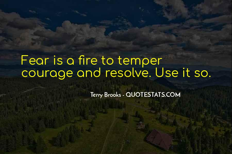 Quotes About Courage Under Fire #1694774