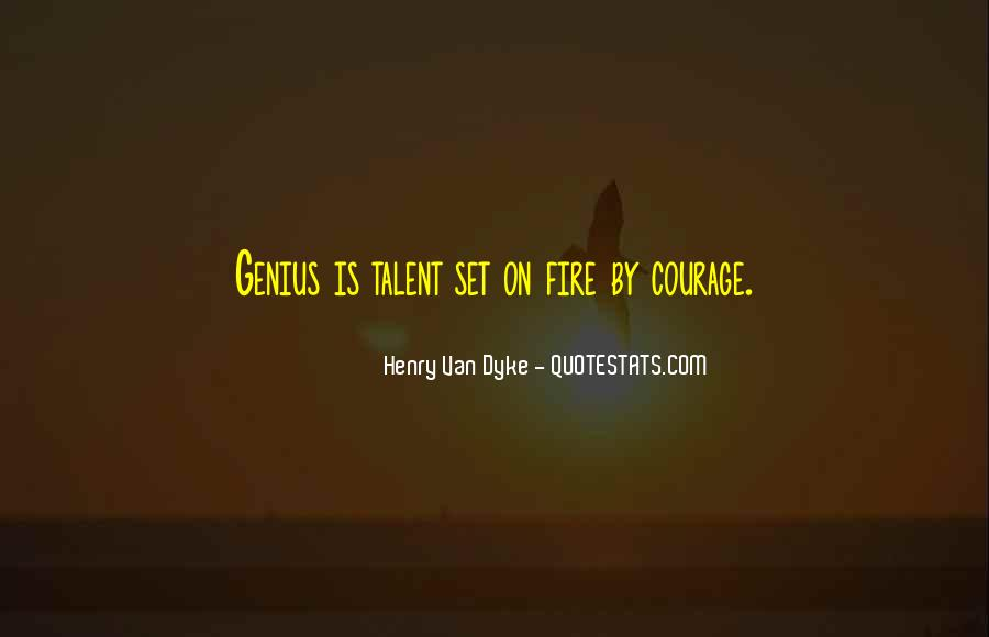 Quotes About Courage Under Fire #392272