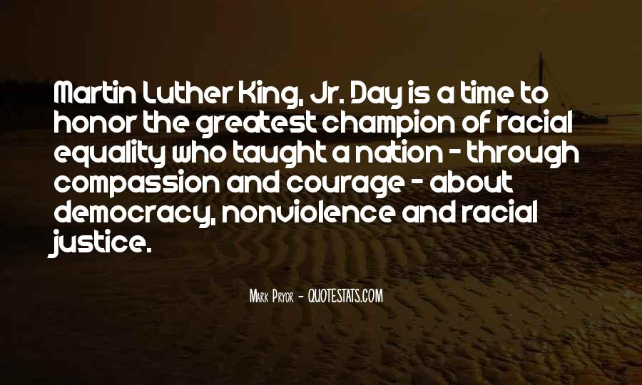 Quotes About Courage Martin Luther King #790641