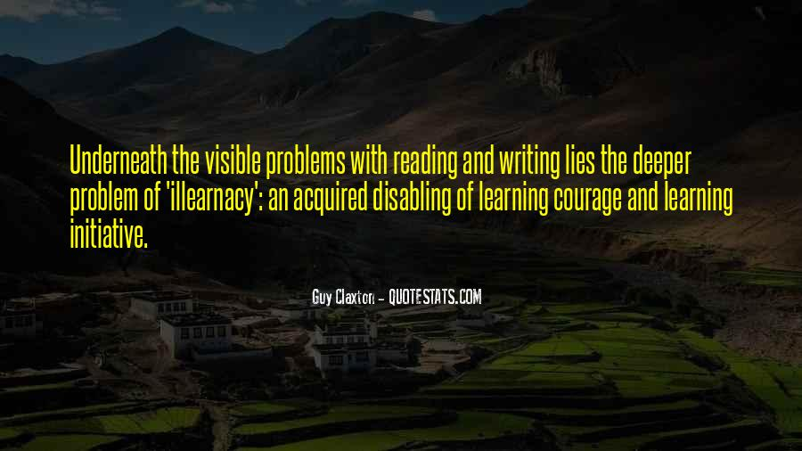 Quotes About Courage And Learning #957966