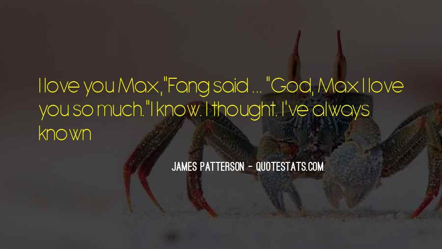 Maximum Ride Fang Quotes #406383