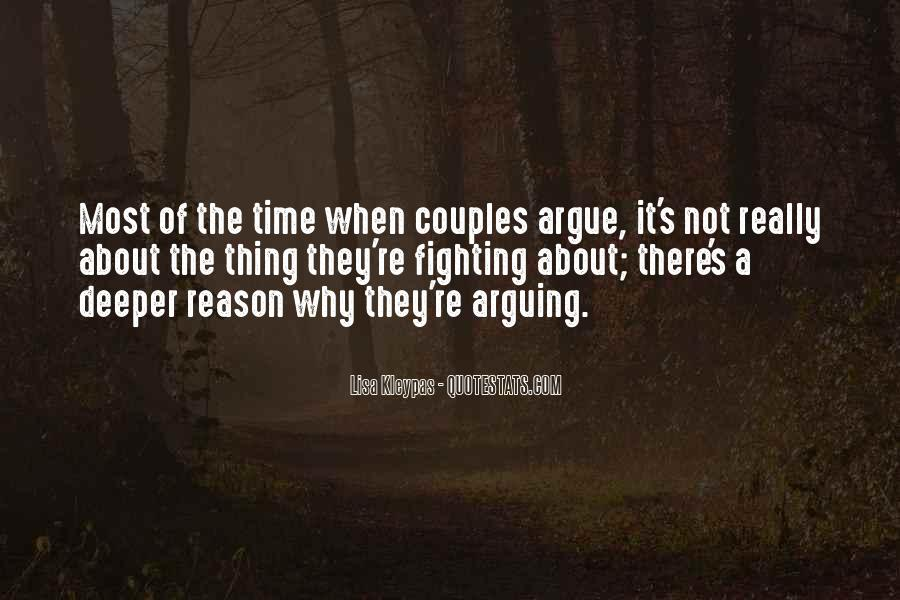 Top 20 Quotes About Couples Who Argue: Famous Quotes ...