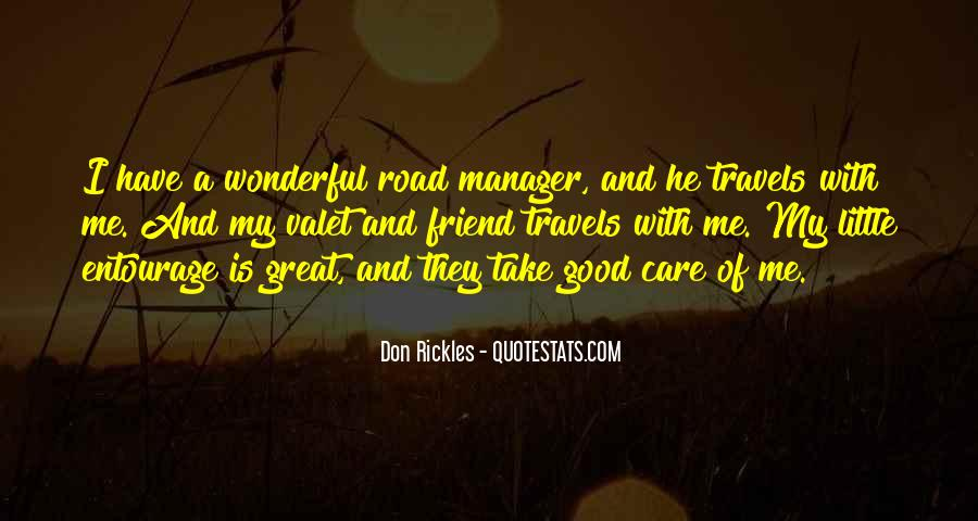May Your Travels Quotes #84483