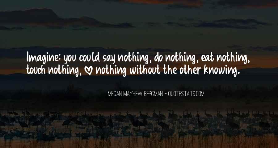Mayhew Quotes #1235139