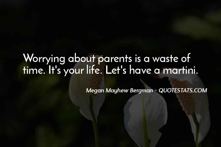 Mayhew Quotes #1300705