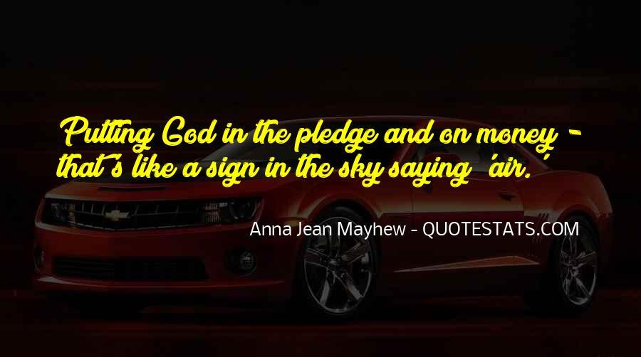 Mayhew Quotes #1588398