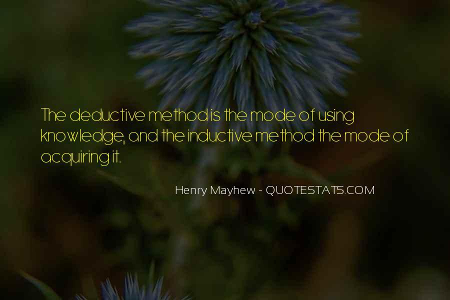 Mayhew Quotes #1661090