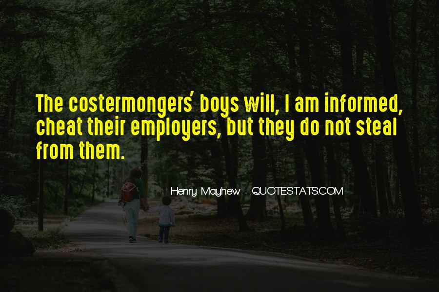Mayhew Quotes #166626