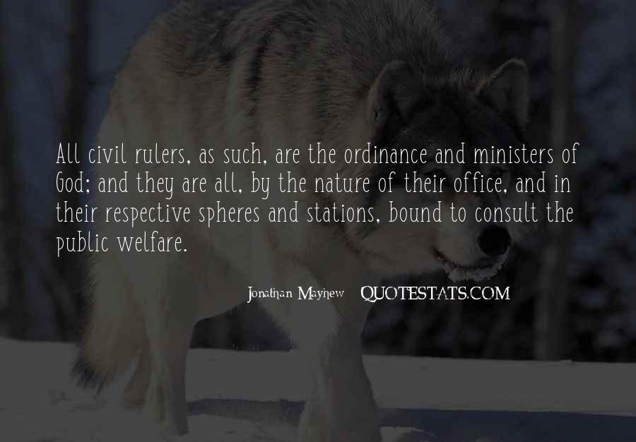Mayhew Quotes #1856495