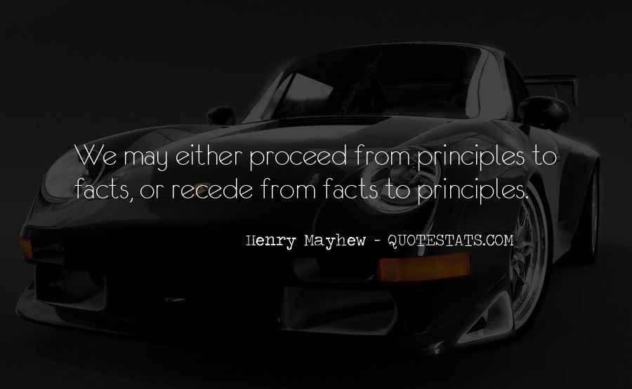 Mayhew Quotes #1865671