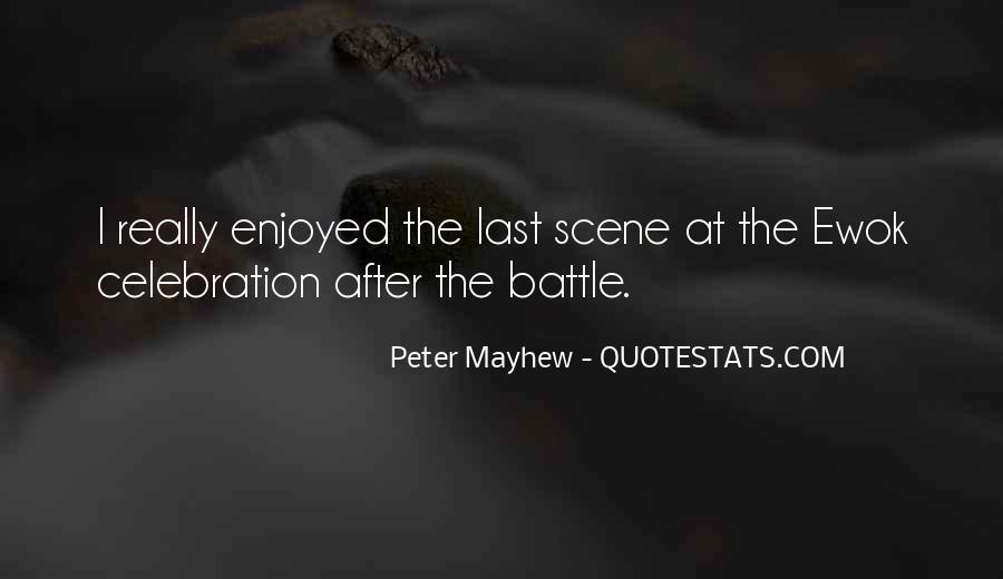 Mayhew Quotes #210101