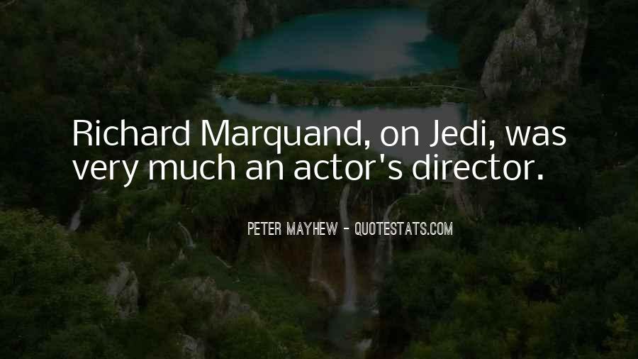 Mayhew Quotes #228823