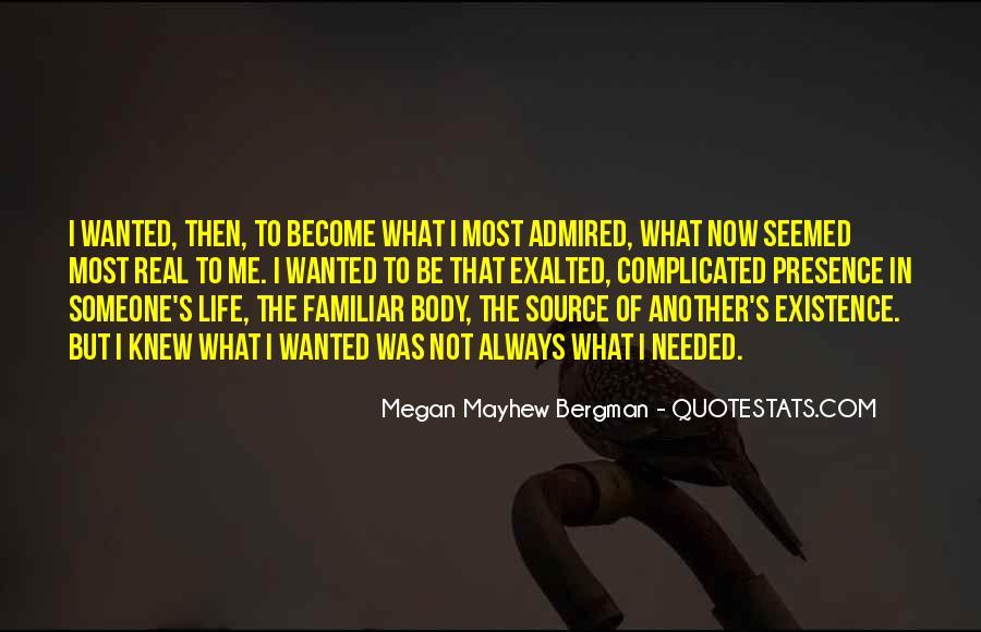 Mayhew Quotes #253730