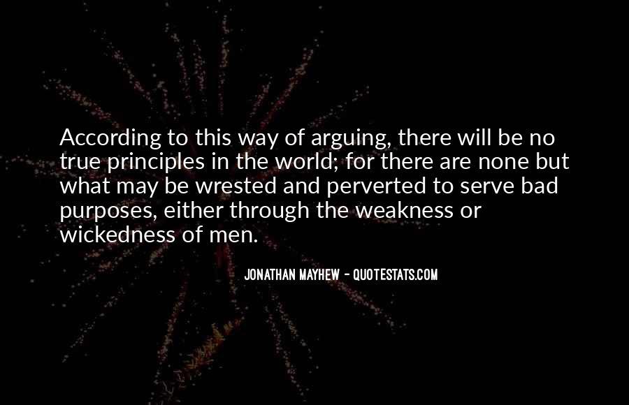 Mayhew Quotes #255161