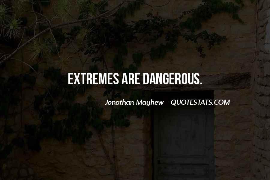 Mayhew Quotes #43991