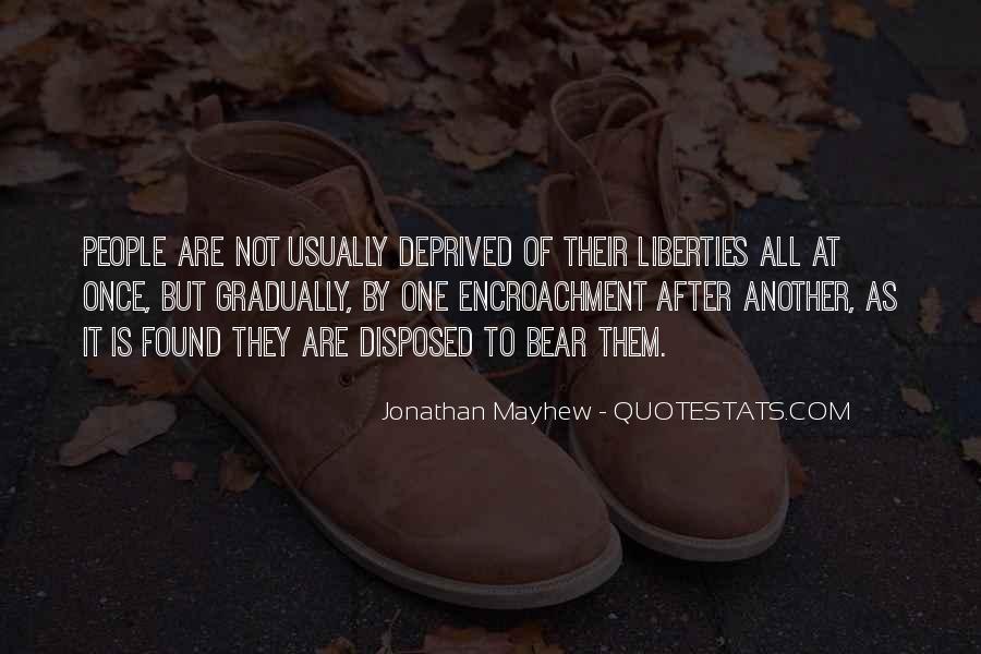 Mayhew Quotes #452761