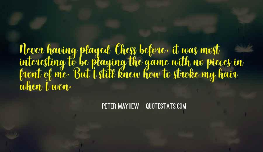 Mayhew Quotes #495518