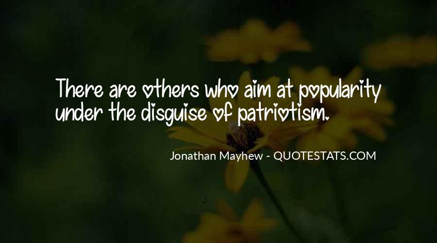 Mayhew Quotes #585893