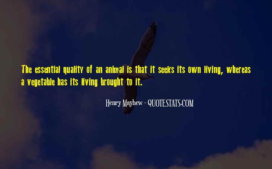 Mayhew Quotes #602820