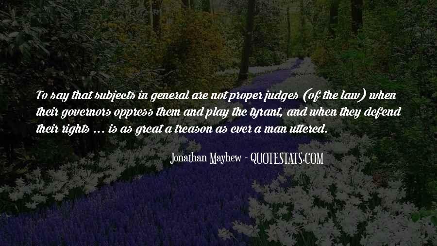 Mayhew Quotes #775327