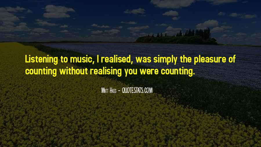 Quotes About Counting On Others #102239