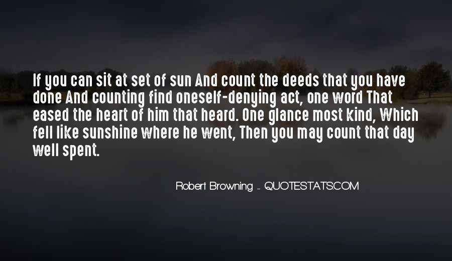 Quotes About Counting On Others #10264