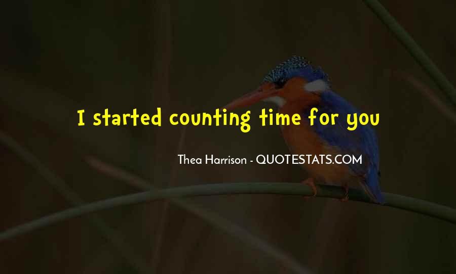 Quotes About Counting On Others #107523