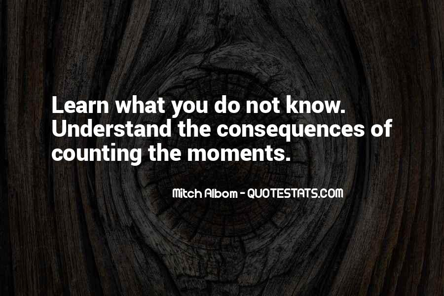 Quotes About Counting On Others #32570