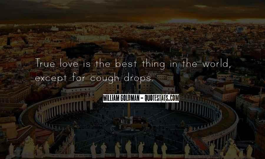Quotes About Cough Drops #1026976