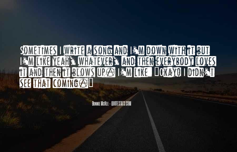 Mckee Quotes #168531