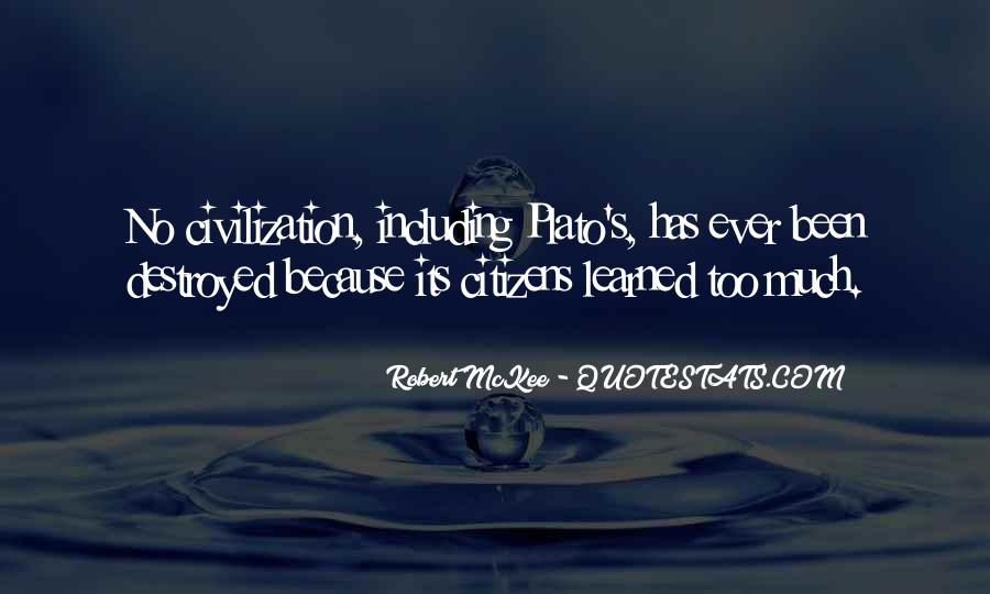 Mckee Quotes #256103