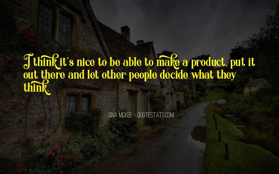 Mckee Quotes #282248