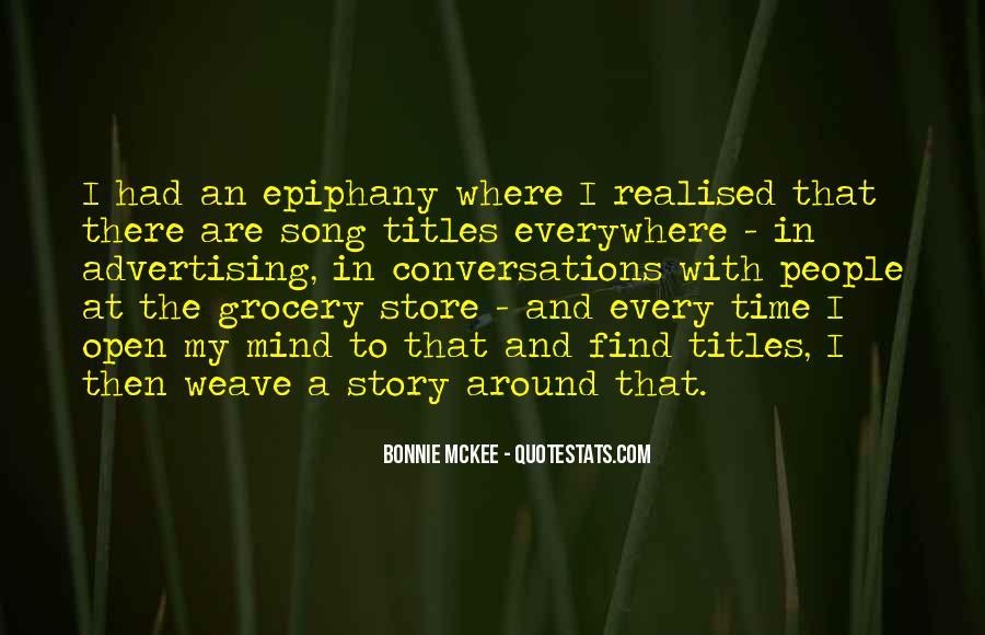 Mckee Quotes #479796