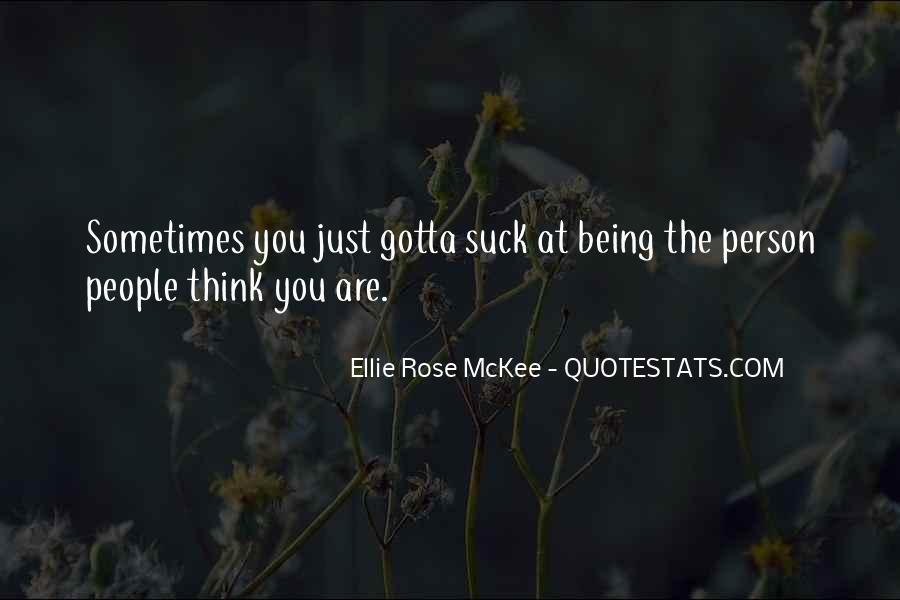 Mckee Quotes #68455