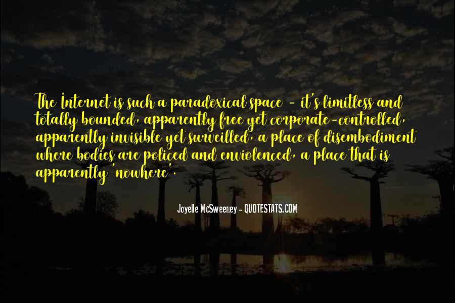 Mcsweeney Quotes #927316