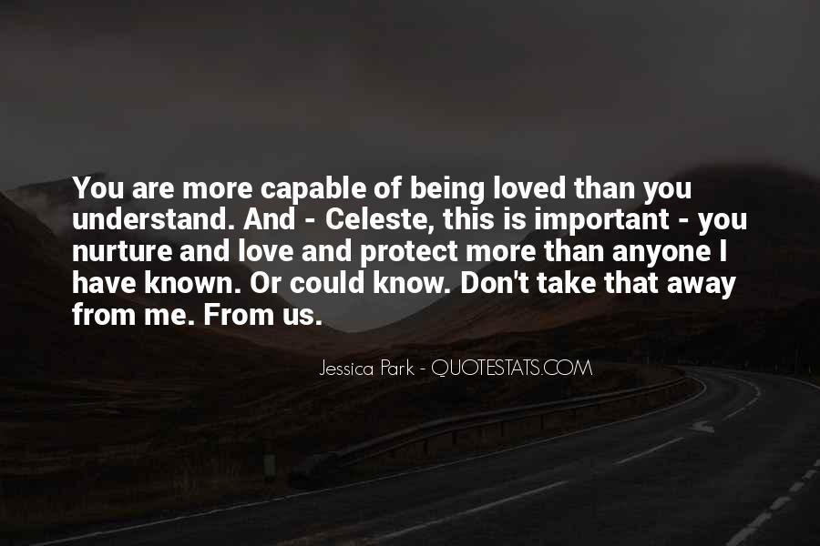 Me Love You Quotes #24058