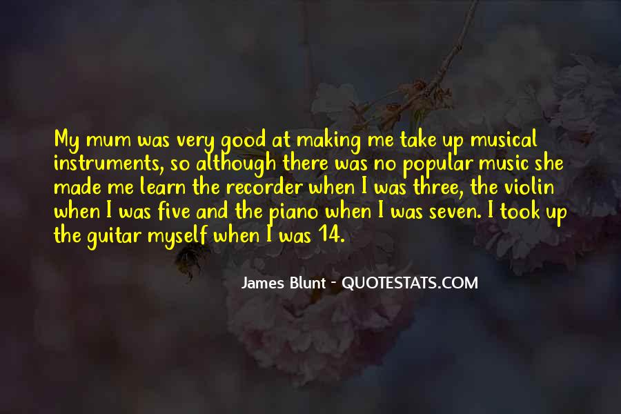 Me Myself And Mum Quotes #785158